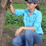 Dani Lightle, Orchards Advisor, UC Cooperative Extension